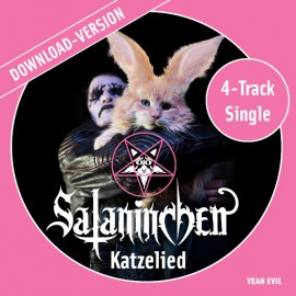 "Sataninchen ""Katzelied"" 4-Track-Single (Download-Version)"