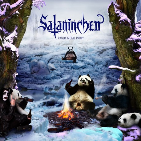 "Sataninchen - ""Panda Metal Party"""