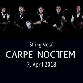 Carpe Noctem - 7.4.18