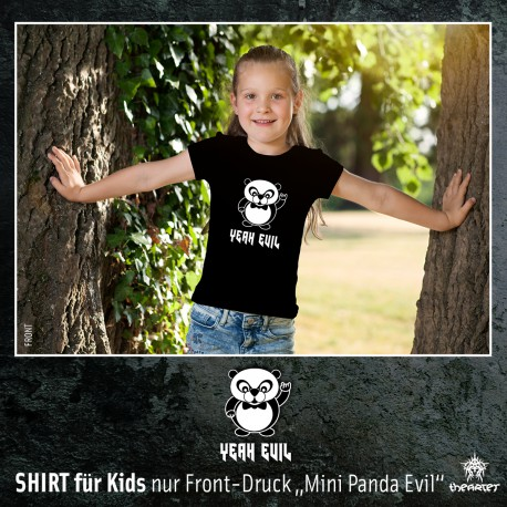 Mini Panda Evil (Kids)
