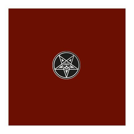Pentagram-Cat Metal-Pin