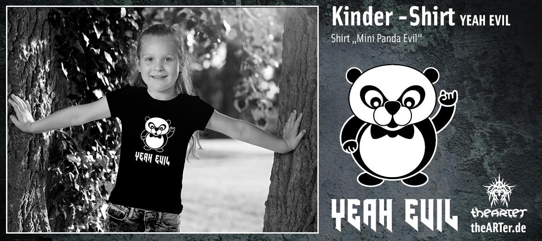 Kids Mini-Panda