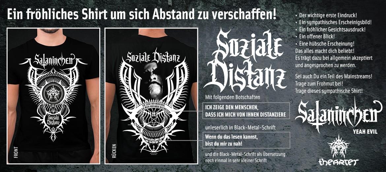 Soziale Distanz Shirt 02